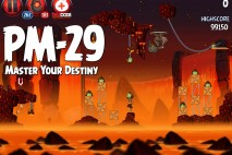 Angry Birds Star Wars 2 Master Your Destiny Level PM-29 Walkthrough