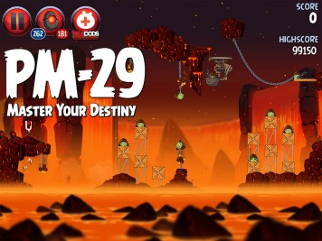 Angry Birds Star Wars 2 Master Your Destiny PM-29