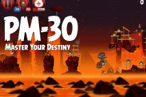 Angry Birds Star Wars 2 Master Your Destiny Level PM-30 Walkthrough