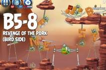 Angry Birds Star Wars 2 Revenge of the Pork Level B5-8 Walkthrough
