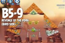 Angry Birds Star Wars 2 Revenge of the Pork Level B5-9 Walkthrough