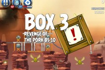 Angry Birds Star Wars 2 Revenge of the Pork B5-10 Bonus Box Walkthrough