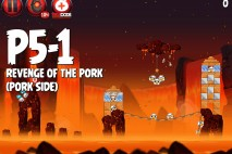 Angry Birds Star Wars 2 Revenge of the Pork Level P5-1 Walkthrough