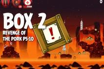 Angry Birds Star Wars 2 Revenge of the Pork P5-10 Bonus Box Walkthrough