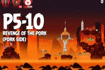 Angry Birds Star Wars 2 Revenge of the Pork Level P5-10 Walkthrough