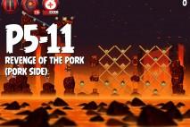 Angry Birds Star Wars 2 Revenge of the Pork Level P5-11 Walkthrough