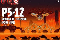 Angry Birds Star Wars 2 Revenge of the Pork Level P5-12 Walkthrough