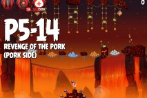 Angry Birds Star Wars 2 Revenge of the Pork Level P5-14 Walkthrough