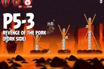Angry Birds Star Wars 2 Revenge of the Pork Level P5-3 Walkthrough