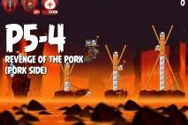 Angry Birds Star Wars 2 Revenge of the Pork Level P5-4 Walkthrough