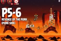 Angry Birds Star Wars 2 Revenge of the Pork Level P5-6 Walkthrough