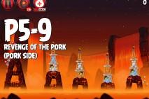 Angry Birds Star Wars 2 Revenge of the Pork Level P5-9 Walkthrough