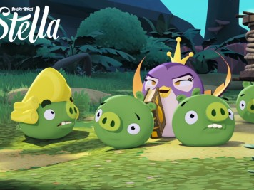 Angry Birds Stella Episode 6