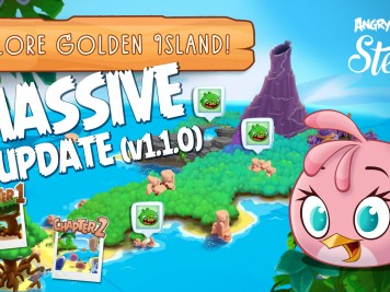 Angry Birds Stella v110 Update Featured Image