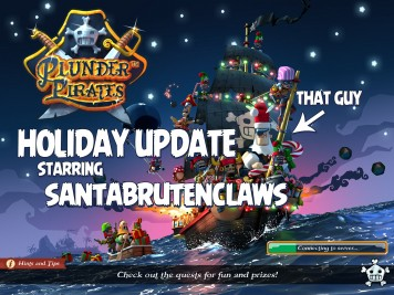 Plunder Pirates Holiday Update 2014 Thumbnail Featured Image