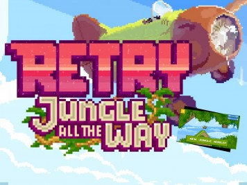 RETRY Jungle All the Way Update Featured Image