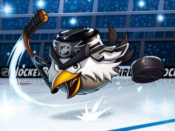 Angry Birds Friends Hockey Bird NHL Featured Image