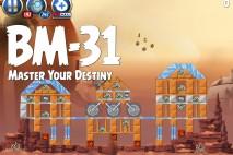 Angry Birds Star Wars 2 Master Your Destiny Level BM-31 Walkthrough