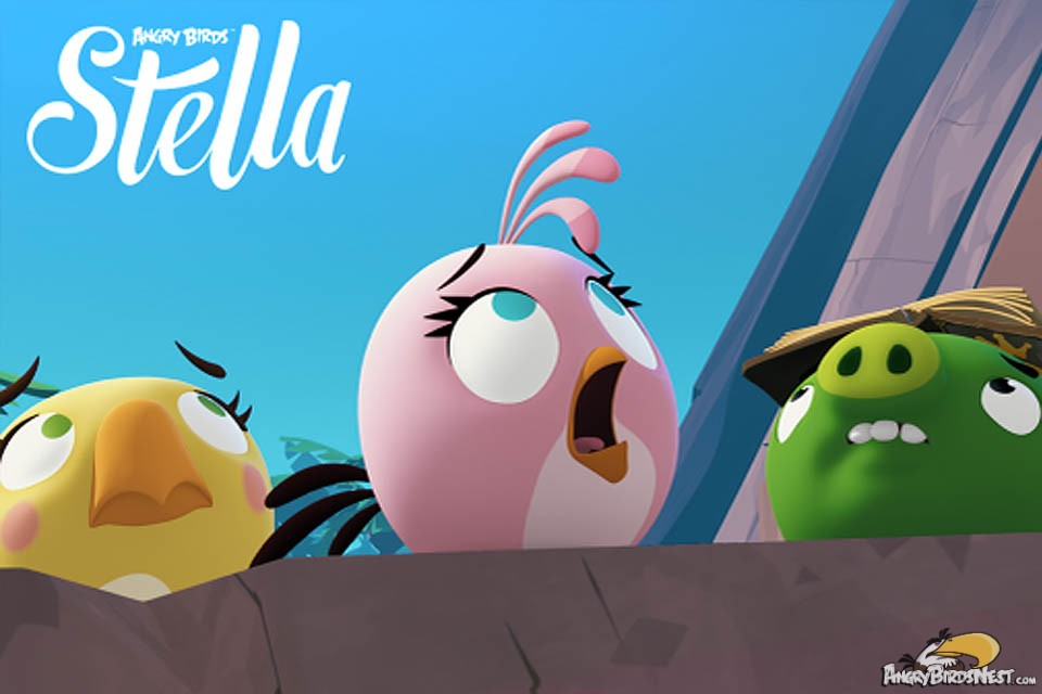 "Sneak Peek at Angry Birds Stella Episode 13 – ""To the Bitter"