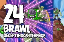Let's Play Angry Birds Transformers | Part 24 | Brawl