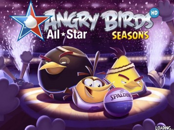 Angry Birds Seasons v500 Splash Screen