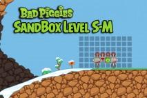 Bad Piggies Sandbox S-M Little Pig Adventure Walkthrough