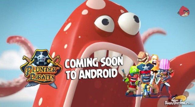 Plunder Pirates Coming Soon to Android