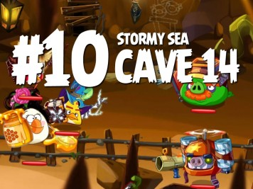 Angry Birds Epic Cave 14 Level 10 Featured Image