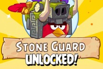 Angry Birds Epic – Unlocking Red Bird's Stone Guard Class