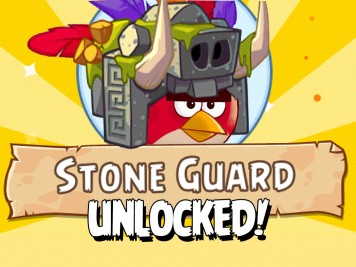 Angry Birds Epic Stone Gaurd Class Unlocked Featured Image