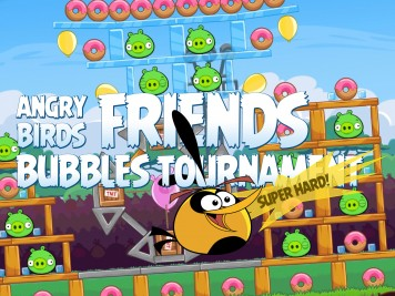 Angry Birds Friends Week 154 Bubbles Tournament Featured Image