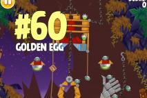 Angry Birds Seasons Tropigal Paradise Golden Egg #60 Walkthrough