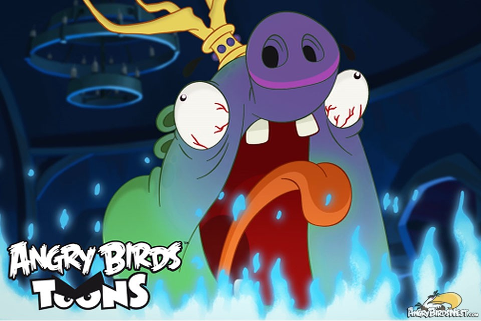 Angry birds toons season 2 episode 25 pig possessed