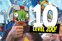 Angry Birds Transformers Epic Battles & Fails – Part 10 – Level 200