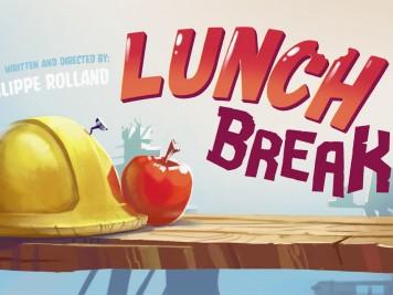 Piggy Tales Pigs at Work Episode 2 Lunck Break