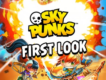 Sky Punks by Fathom Interactive and Rovio Stars Out Now Featured Image