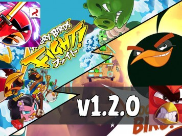 Angry Birds Fight and Under Pigstruction Feature Image