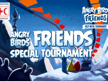 Angry Birds Friends Help Nepal Feature Image