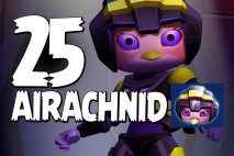 Let's Play Angry Birds Transformers   Part 25   Airachnid