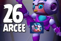 Let's Play Angry Birds Transformers   Part 26   Arcee
