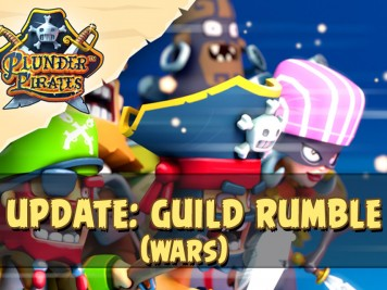 Plunder Pirates Guild Wars Update Feature Image
