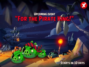 Angry Birds Epic For The Pirate King Event June 2015 Feature