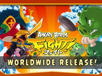 Angry Birds Fight Release Feature Image
