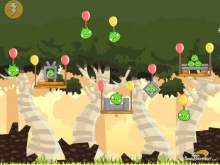 Angry birds update adds new levels to flock favorites angrybirdsnest it is only considered a power up if you click on the pu button not available for pc but just emphasizing voltagebd Choice Image