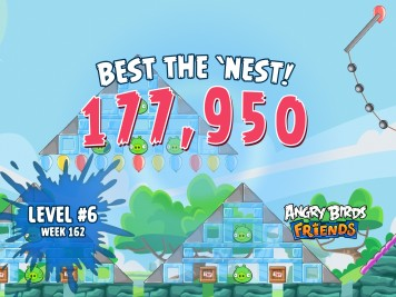 Angry Birds Friends Best the Nest Challenge Week 13