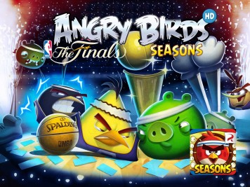 Angry Birds Seasons Ham Dunk The Finals Feature Image