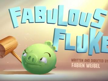 Piggy Tales Pigs at Work Episode 10 Fabulous Fluke