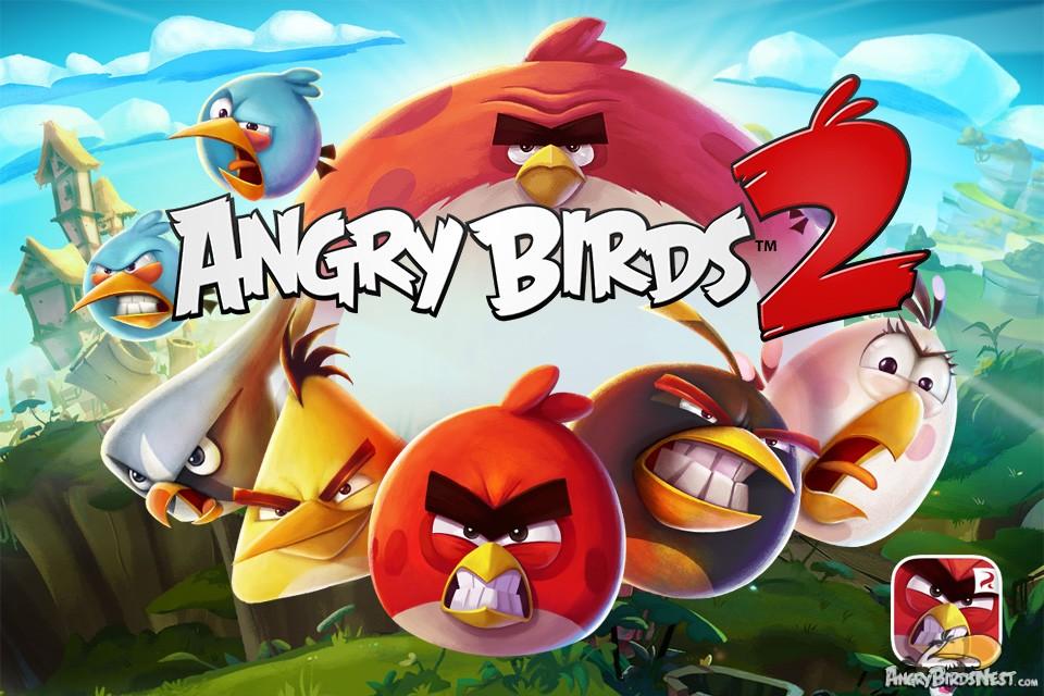 Angry birds 2 gratuit