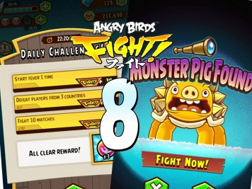 Angry Birds Fight! - Daily Challenges