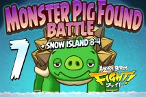Angry Birds Fight! – Monster Turtle Battle – Part 7